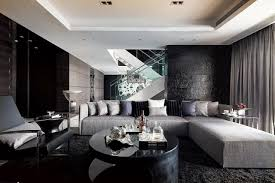 silver living room ideas living room interior design ideas with dining table the mother