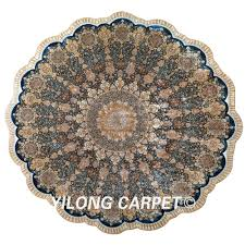 Round Persian Rug by Online Buy Wholesale Oriental Round Rugs From China Oriental Round