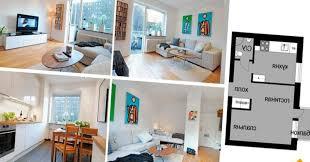 Ideas For A Small Studio Apartment Interior Small Studio Apartment Design Ideas Harmonious And