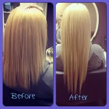 gbb hair extensions aften before after in extensions barsalons some