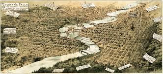 Map Of Spokane Washington File Spokanemap1890giesandcompanyofbuffalonew York Jpg Wikimedia