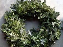 wreaths evergreen tree farm