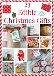 Edible Christmas Gifts Edible Christmas Gifts