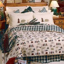 moose bedding cabin place