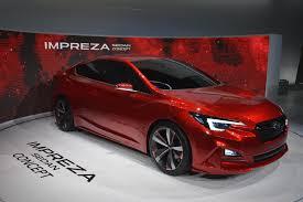 gmc sedan concept five things to know about the subaru impreza sedan concept