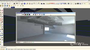 Vray Physical Camera Settings Interior V Ray For Sketchup Interior Illumination V Ray Tutorials