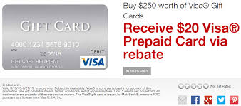 buy gift cards at a discount staples visa gift card promo and easy rebate deals on paper