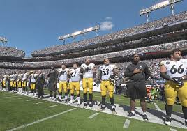 with steelers at birthplace of national anthem sports and