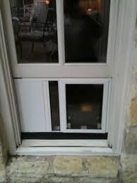 san antonio dog door in windows installation gallery