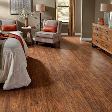 Laminate Floor Padding Underlayment Floor Gorgeous Tones Of Red And Brown Will Brighten Up Your Room