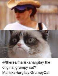 Original Grumpy Cat Meme - omar kamermes the original grumpy cat mariskahargitay grumpycat