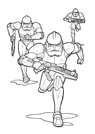 printable coloring pages u003e stormtroopers u003e 52867 stormtroopers