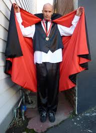 count dracula costume bam bam costume hire