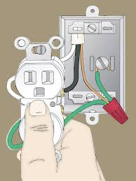 wiring receptacles for dummies how to wire an outlet in series
