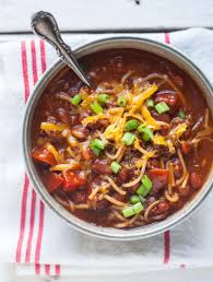 southern chili recipe the country contessa