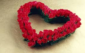 love roses wallpaper valentines day holidays wallpapers in jpg