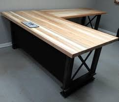 industrial desk l the carruca desk office desk industrial desk l by ironageoffice