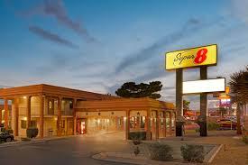Hotels In Comfort Texas Super 8 El Paso Airport El Paso Hotels Tx 79915