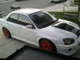 2005 subaru wrx custom 2005 subaru impreza sti time attack car for sale