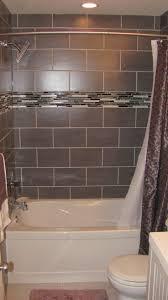 Small Bathroom Large Tiles Impressive Tile Bathtub Surround Ideas 132 Tile Bath Surround