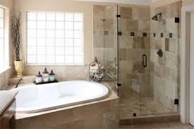 Travertine Bathtub Stone Creek Showers Frameless Glass Shower Replacement Upgrade