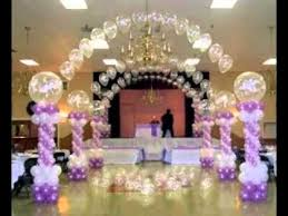 wedding arch balloons wedding balloon decorations