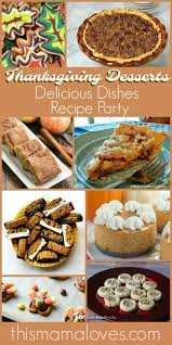 amazing thanksgiving dessert recipe ideas this
