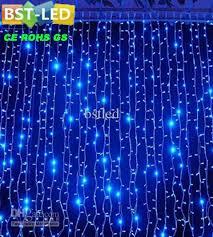 cheap 720 led curtain light led light string decoration light