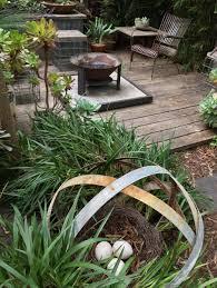 Ceramic Garden Spheres Up Cycling Wine Barrel Rings Into Garden Art U2014 Steven Wells The