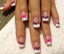 176 best hello kitty images on pinterest hello kitty nails nail