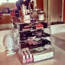 hair and makeup storage my vanity and makeup organization kate makeup the