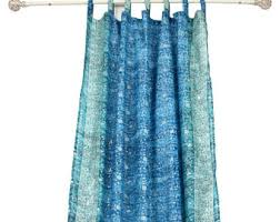 Cheap Turquoise Curtains Turquoise Curtains Etsy