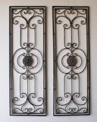 Iron Wrought Wall Decor Wrought Iron Wall Decor Cheap 17039