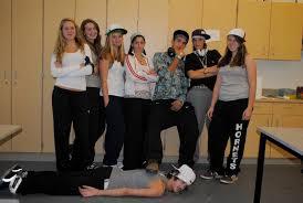 spirit week students dress up seniors win u2013 manchester essex