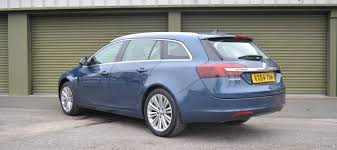 opel insignia trunk space vauxhall insignia estate 5 reasons it makes sense carwow