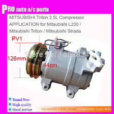 compare prices on mitsubishi l200 ac compressor online shopping