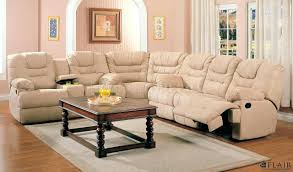 L Shaped Sectional Sofa U Shaped Sectional Sofa With Recliners L Couch Recliner And Chaise
