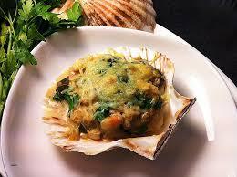 cuisiner le corail de jacques cuisiner des noix de st jacques avec corail beautiful coquilles