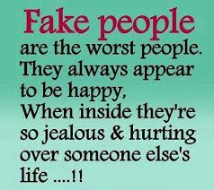 Fake People Memes - fake people are the worst people