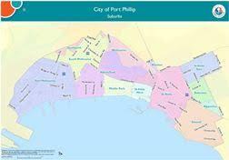 Councils Of Melbourne Map City Of Port Phillip Website