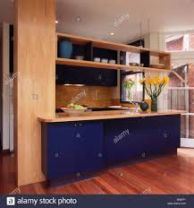 kitchen island worktops style chic navy blue kitchen ideas kitchen a light blue dark