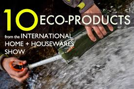 Design Products For Home Top 10 Eco Products From The 2013 International Home Housewares