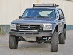Ford Ranger Trophy Truck Kit - soloshop solo motorsports