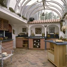 Mediterranean Kitchen Design Mediterranean Kitchen Photos 13 Of 15
