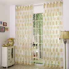 Patterned Sheer Curtains Amazing Sheer Patterned Curtains And Patterns White Patterned