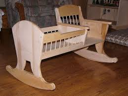 learn how to build a rocking chair crib diy rocking chair