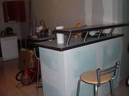 bar cuisine meuble meuble bar separation cuisine americaine plan pour fabriquer un bar