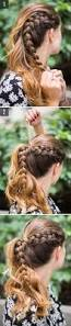 Cute At Home Hairstyles by Best 25 Easy Hairstyles Ideas On Pinterest Hair