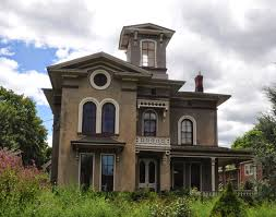 Italianate Style House The Picturesque Style Italianate Architecture The Worman Apgar