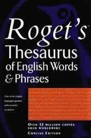Cover of: Roget's Thesaurus of